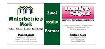 Maler Merk / Storz